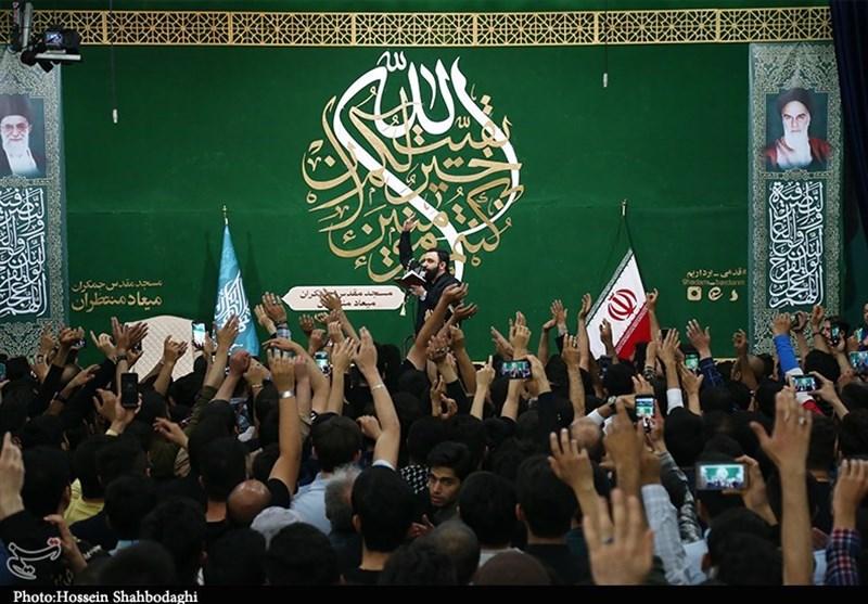 اجتماع یاوران حضرت خدیجه(س) در مسجد مقدس جمکران به روایت تصویر