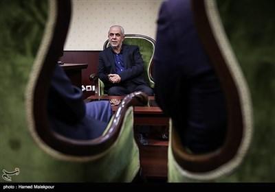 حضور رئیس سازمان فرهنگی هنری شهرداری تهران در خبرگزاری تسنیم