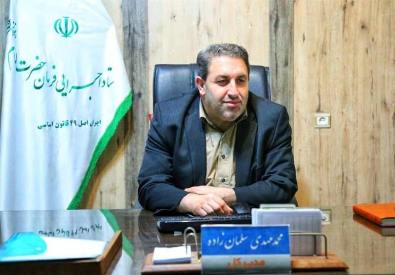 گلستان| بستههای لوازم خانگی بین مددجویان کمیتهامداد در مراوهتپه توزیع شد