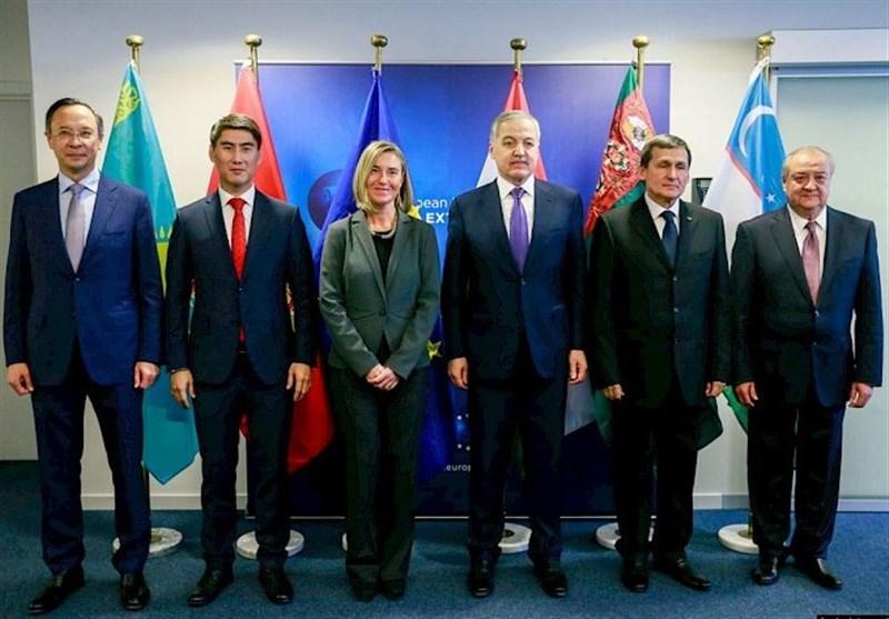 نسخه جدید استراتژی اتحادیه اروپا برای توسعه روابط با آسیای مرکزی