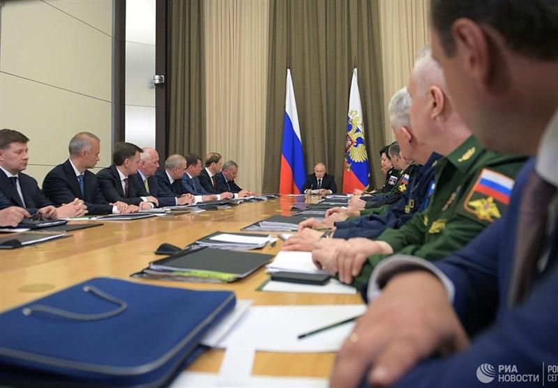 پوتین: عملیات نظامی در سوریه در توسعه نیروی هوایی روسیه نقش زیادی داشت