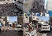 Fresh Saudi Air Raids Kill, Injure over 30 in Yemen Capital