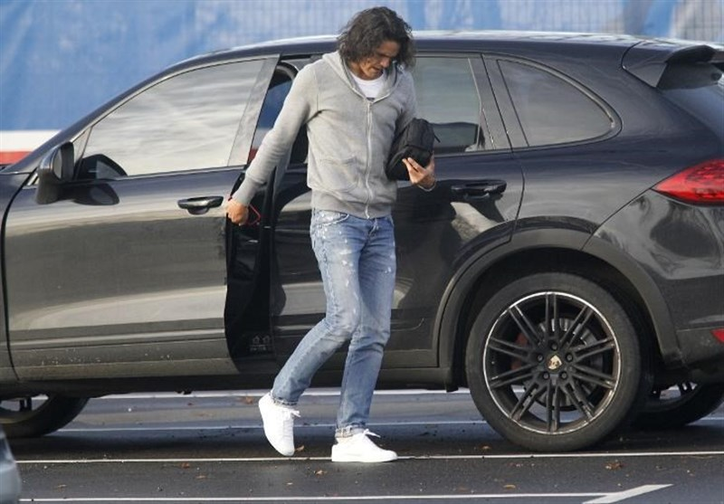 فوتبال جهان| سرقت خودروی 200 هزار یورویی ادینسون کاوانی در پاریس