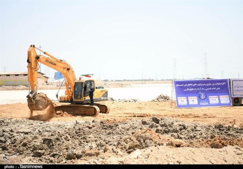 افتتاح 150 پروژه عمرانی و زیربنایی به مناسبت هفته دولت در قم