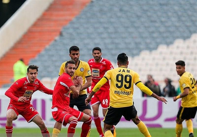 بوشهر  ترکیب تیمهای پارس جنوبیجم و پرسپولیس تهران مشخص شد
