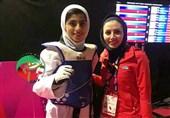 Iran's Momenzadeh Takes Silver at World Taekwondo Championships