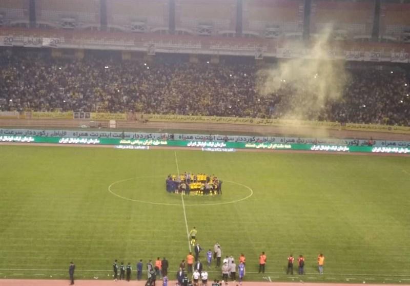 اصفهان| حلقه اتحاد سپاهانیها پس از پایان فصل؛ کریخوانی هواداران برای پرسپولیس