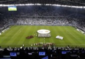 افتتاحیه پرشور دومین ورزشگاه جام جهانی 2022 با حضور امیر قطر/ تلاقی خداحافظی ژاوی و سلام الوکره+تصاویر