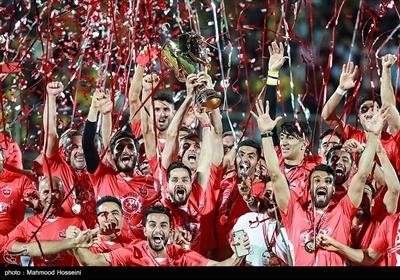 برسبوليس بطلاً للدوري الإيراني الممتاز