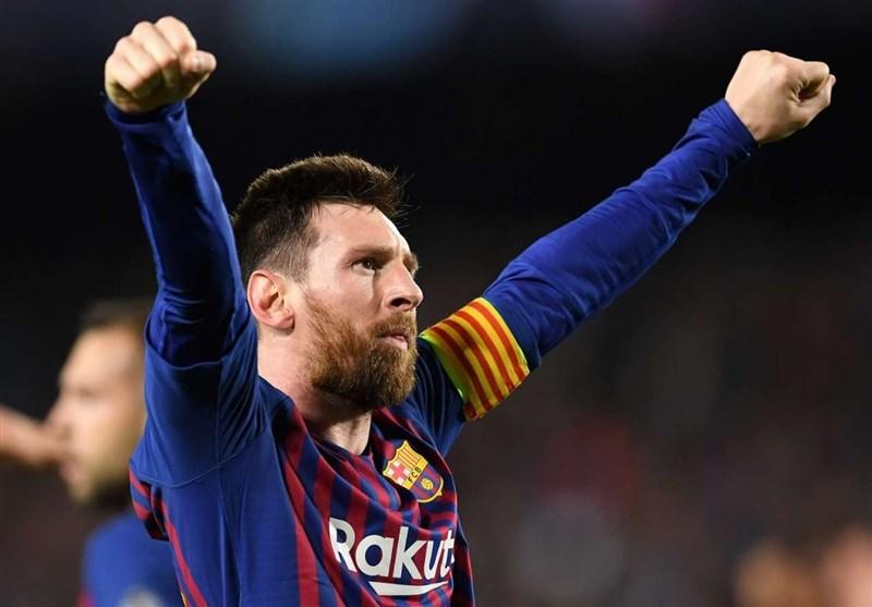 فوتبال جهان|مسی برای هفتمین بار آقای گل لالیگا شد، اوبلاک جایزه «زامورا» را تصاحب کرد