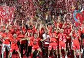 پیام تبریک AFC بابت قهرمانی پرسپولیس در لیگ برتر ایران + عکس