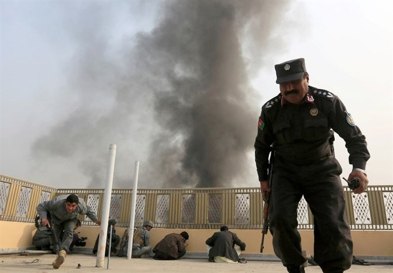 17 Afghan Police Officers Killed In NATO-Led Airstrike