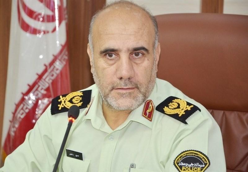 رئیس پلیس پایتخت دستور بازداشت 2 مأمور در حادثه پارک پلیس را متوقف کرد