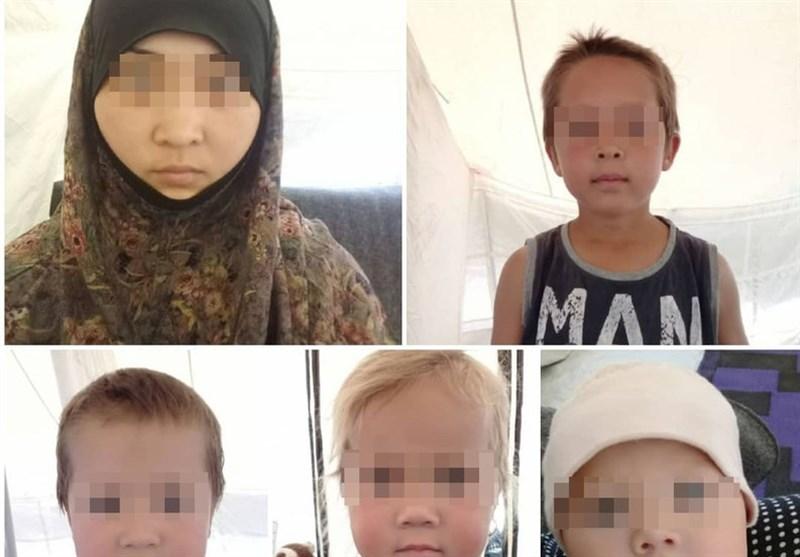 درخواست از مقامات قرقیزستان برای بازگرداندن 60 زن و 150 کودک قرقیز از سوریه