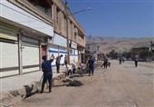 50درصد بازسازیهای شهرستان سیلزده پلدختر انجام گرفته است