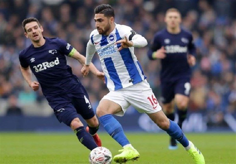 Iran's Jahanbakhsh Expects More from Himself