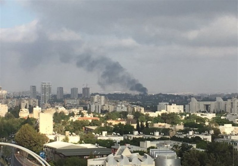 Explosion Reported at Israeli Army Base in Tel Aviv (+Video)
