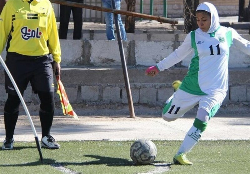 هفته هجدهم و سومین پیروزی خلیج فارس شیراز در لیگ برتر فوتبال بانوان