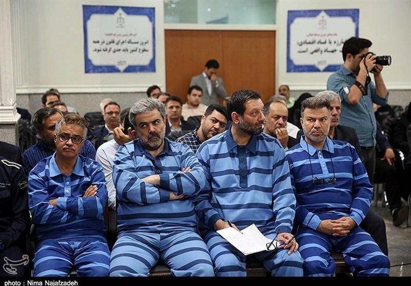 گزارش تسنیم از ششمین دادگاه متهمان پدیده؛ تذکر رئیس دادگاه به متهمان برای بازگرداندن اموال و بدهیها
