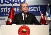 اردوغان: روند تحویل اس 400 ماه آینده آغاز میشود