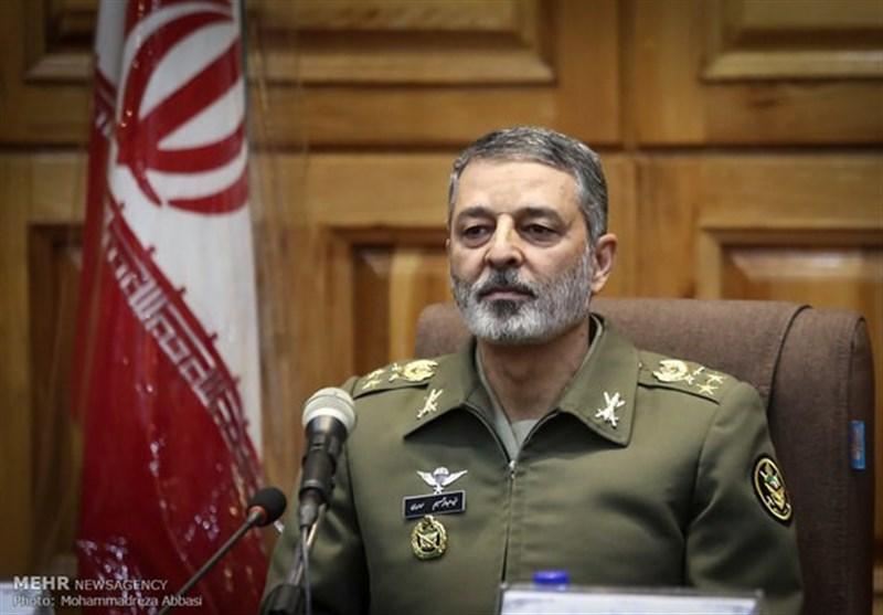 ایران کی مسلح افواج دشمن کا منہ توڑ جواب دینے کے لئے آمادہ ہیں: میجر جنرل موسوی