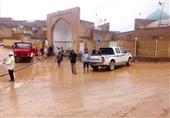 Heavy Rain, Flood Hit Kalat City in Northeast of Iran (+Video)