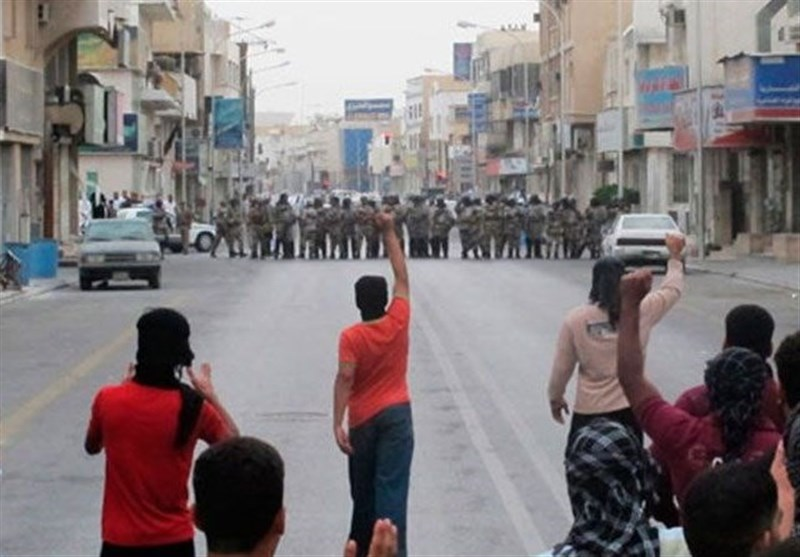 Thousands Stage Protest against Saudi Regime in Qatif (+Video)