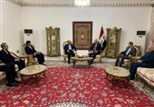 Iranian Envoy, Iraqi President Discuss Regional Issues