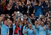 فوتبال جهان| قهرمانی تاریخی منچسترسیتی در جام حذفی انگلیس از دریچه تصاویر