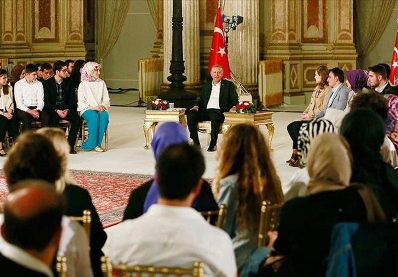 اردوغان: اولویت ترکیه بعد از اس 400 خرید اس 500 است