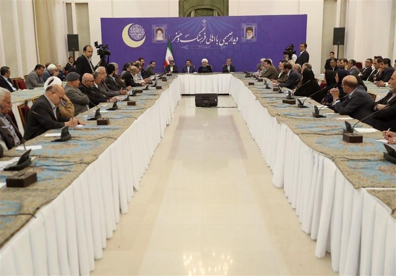 President: Iran Never Surrenders to Bullies
