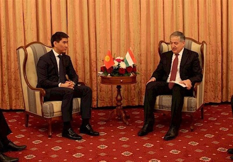دیدار وزرای خارجه قرقیزستان و تاجیکستان؛ موضوع مرزها محور اصلی رایزنی