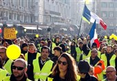 Yellow Vests Protesters Hold 29th Consecutive Week Rally (+Video)
