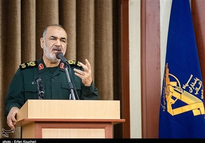 IRGC Chief Warns of Iran's Crushing Response to Any Aggression