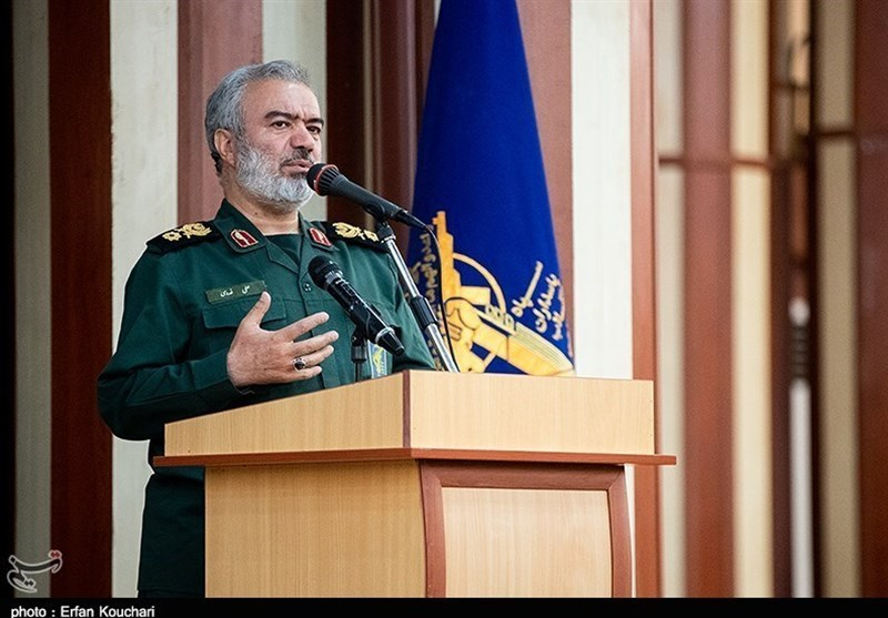IRGC Deputy Chief: US Dares Not Fire A Bullet at Iran