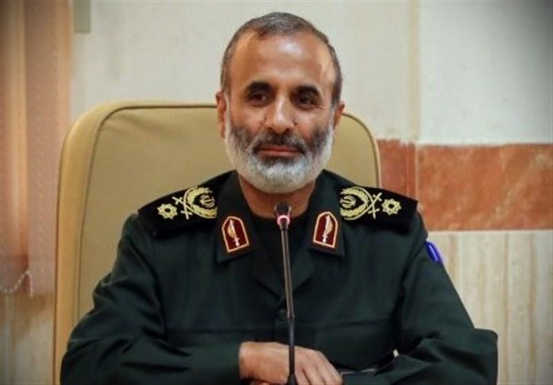 سردار ربیعی: انتقال تجربه به نسل جدید سپاه ضامن موفقیت در ماموریتهای آینده است