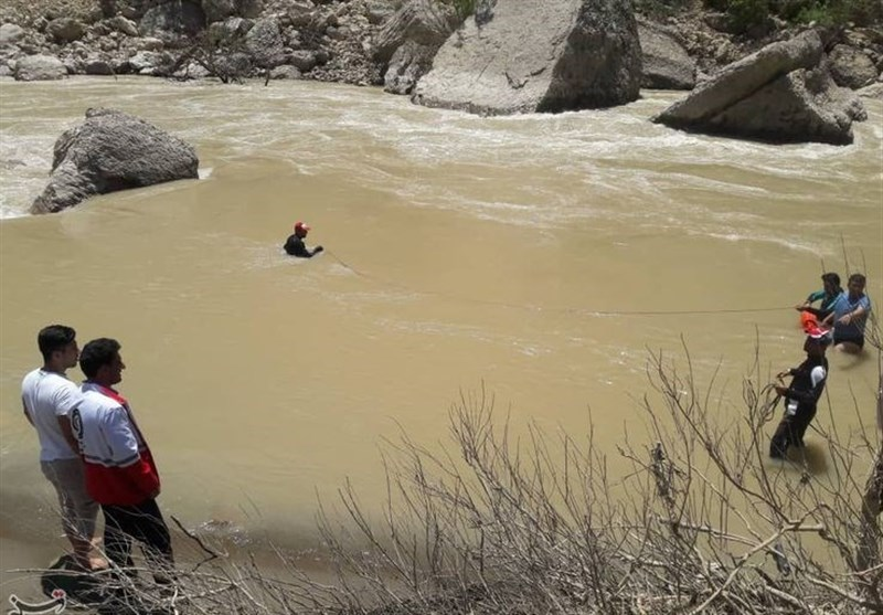 5 روز از غرقشدن رئیس سابق هیئت کوهنوردی کوهدشت گذشت؛ سرنوشت نامعلوم در اعماق رودخانه سیمره