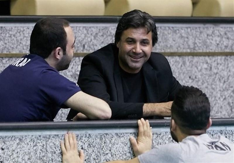 افشاردوست: حضور در المپیک، حق والیبال ایران است/ کیش از سال 99 در لیگ برتر خواهد بود