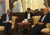 Iranian, French Envoys Discuss Regional Issues