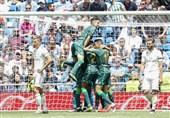 فوتبال جهان  رئال مادرید با شکست خانگی فصل را به پایان برد