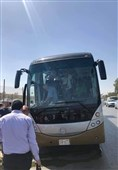 تفجیر یستهدف حافلة سیاحیة قرب الأهرامات فی مصر