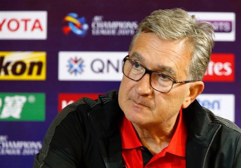 برانکو: به عنوان قهرمان ایران وظیفه داریم که در هر بازی پیروز شویم/ دلیل حذف پرسپولیس از لیگ قهرمانان داوریها بود