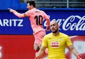 فوتبال جهان| پایان فصل 2019-2018 لالیگا با تساوی خارج از خانه بارسلونا
