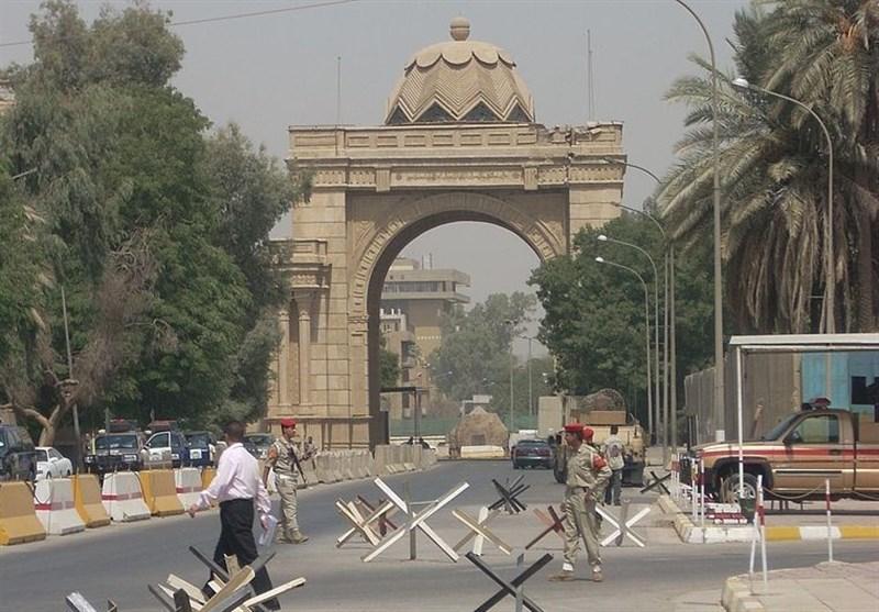 وقوع انفجار در منطقه سبز بغداد/ به صدا درآمدن آژیرخطر سفارت آمریکا