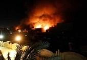 وقوع انفجار قرب منطقة الخضراء فی بغداد
