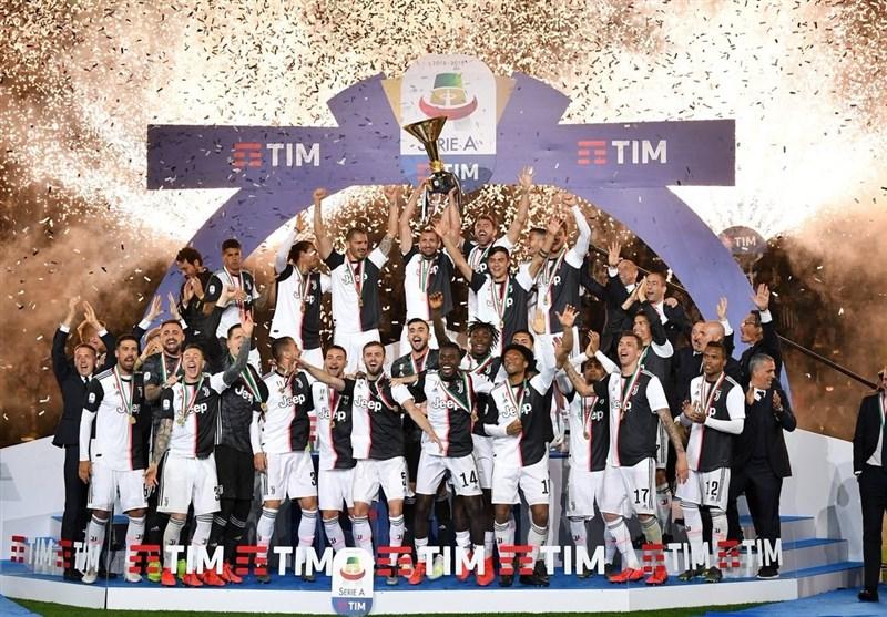 فوتبال جهان| شب باشکوه بیانکونری با طعم خداحافظی آلگری و بارزالی و جایزه رونالدو