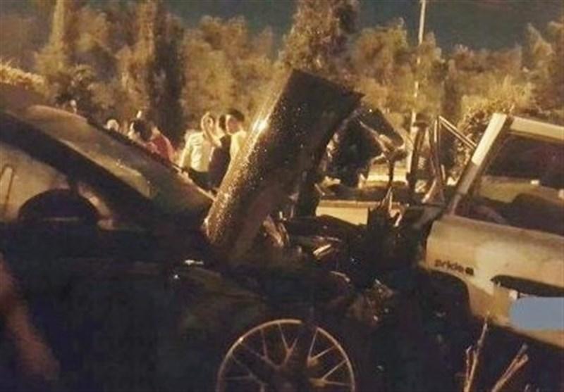 آخرین جزئیات از تصادف خبرساز «پورشه» در اصفهان؛ راننده راهی زندان شد