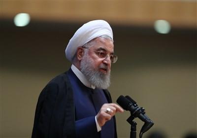 رئیس جمهور: اقدامات امروز آمریکا علیه ملت ایران جنگ و تحریم نیست، جنایت علیه بشریت است