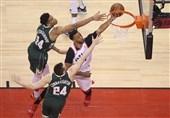 لیگ NBA| عکسالعمل رپتورز مقابل نژادپرستی پلیس آمریکا
