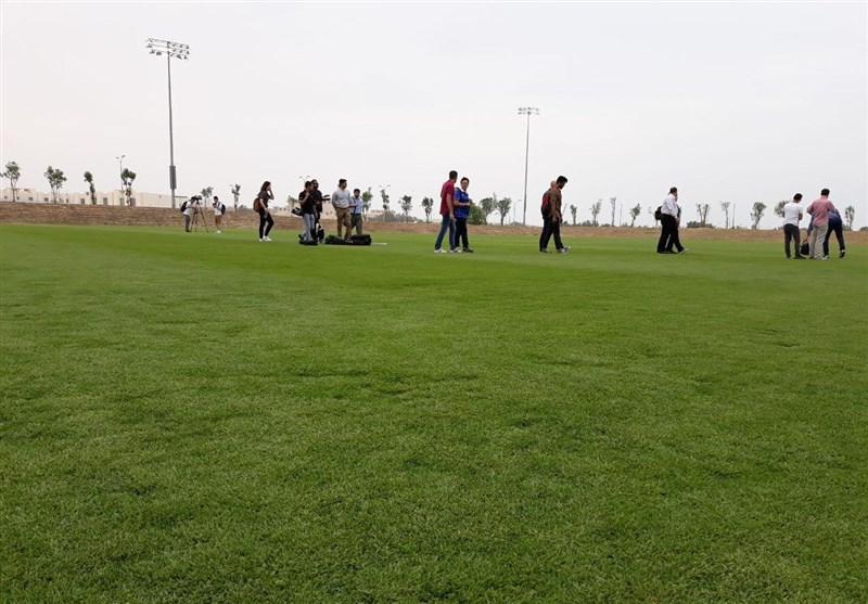 قطریها پیش به سوی جام جهانی با سرعتی خیرهکننده/ بهرهبرداری از مجموعههای کمپهای تمرینی با تجهیزات یکسان + تصاویر